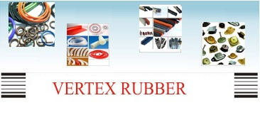 Vertex Rubber manufactures, exporter and supplier of all types of rubber parts & products in Mumbai, India.
